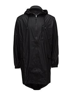 Parka Coat - 01 BLACK