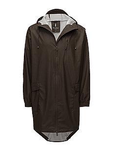 Parka Coat - płaszcze przeciwdeszczowe - 26 brown
