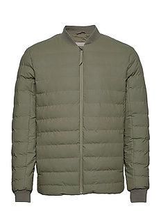 Trekker Jacket - vestes matelassées - 19 olive
