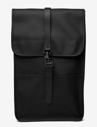 Backpack - sacs à dos - 01 black