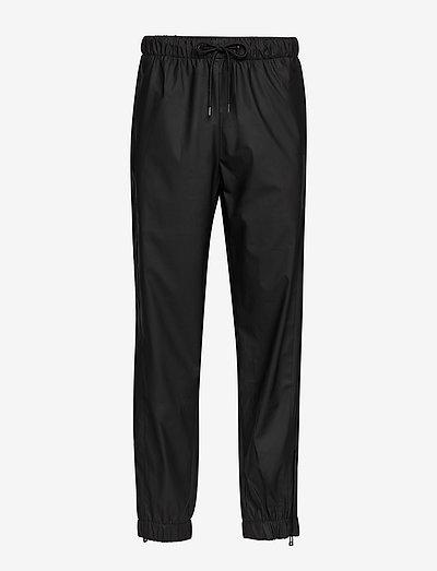 Pants - pantalon déperlant - 01 black