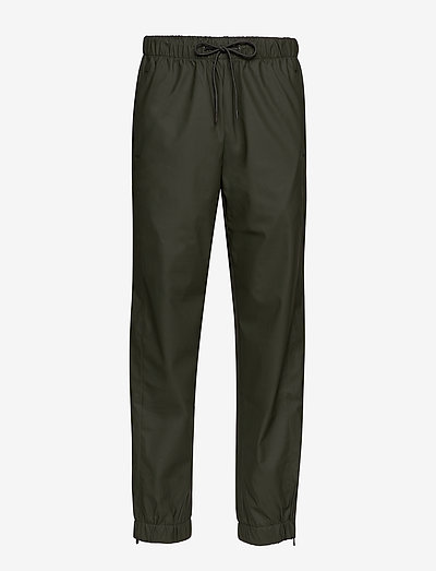 Pants - pantalon déperlant - 03 green