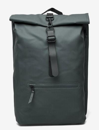 Rolltop Rucksack - rygsække - 05 slate
