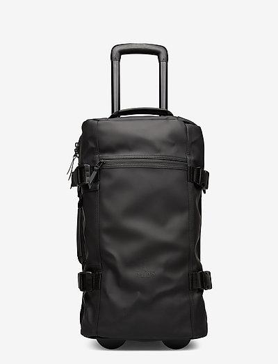 Travel Bag Small - valises & accessoires - 01 black