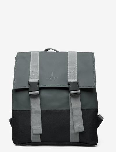 Buckle MSN - sacs à dos - 05 slate