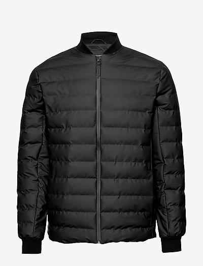 Trekker Jacket - vestes matelassées - 01 black
