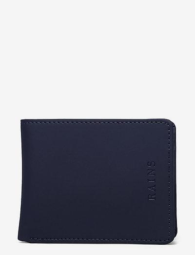 Folded Wallet - portefeuilles - 02 blue