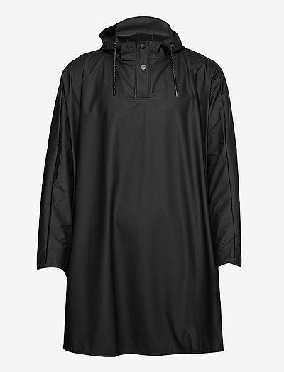 Cape - manteaux de pluie - 01 black