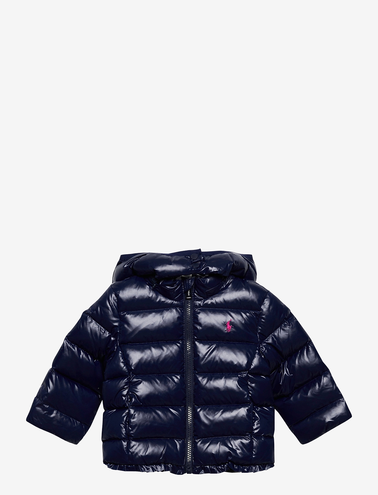 Ralph Lauren Baby - POLY PLAINWEAVE-CHANNEL JKT-OW-JKT - puffer & padded - french navy - 0