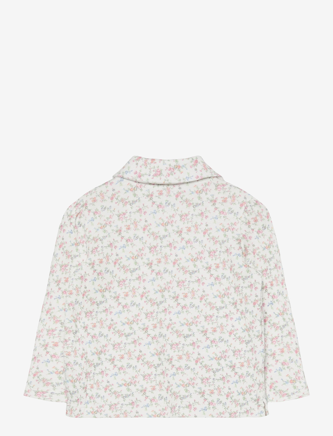 Ralph Lauren Baby - PRINTED INTERLOCK-FLORAL POLO-TP-KN - poloer - multi floral - 1