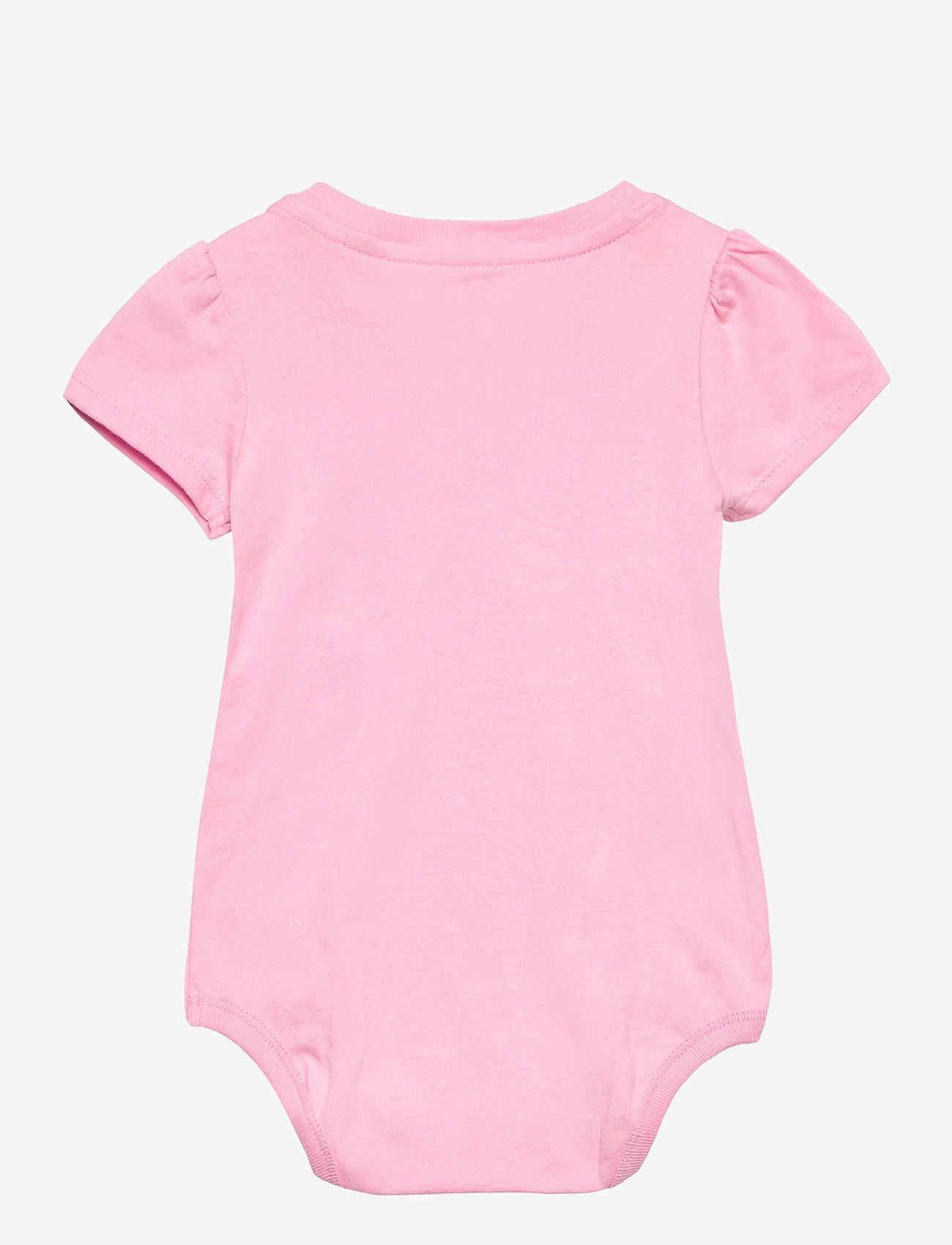 Ralph Lauren Baby - Jersey Tee Bodysuit - short-sleeved - carmel pink - 1