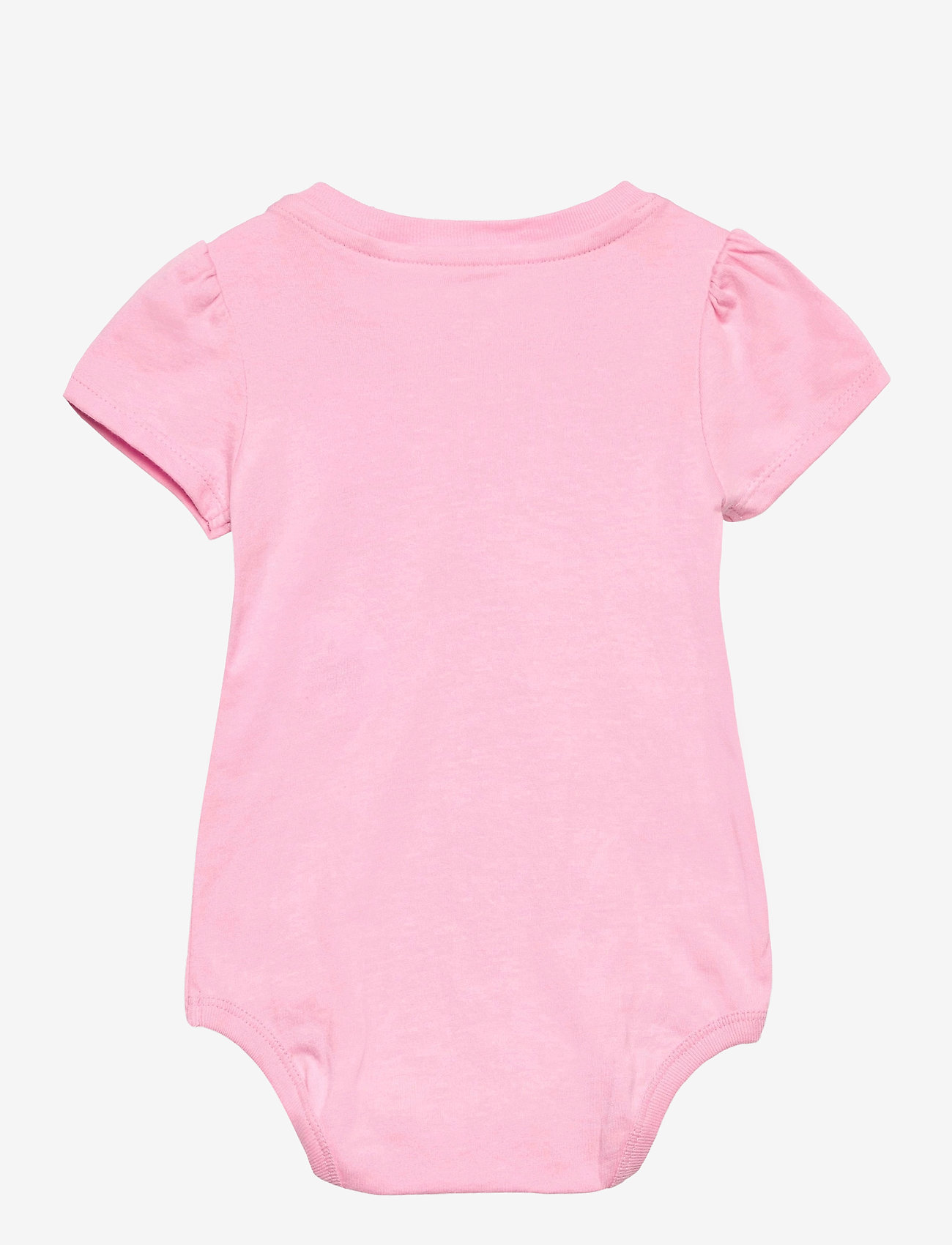 Ralph Lauren Baby - Jersey Tee Bodysuit - kurzärmelige - carmel pink - 1