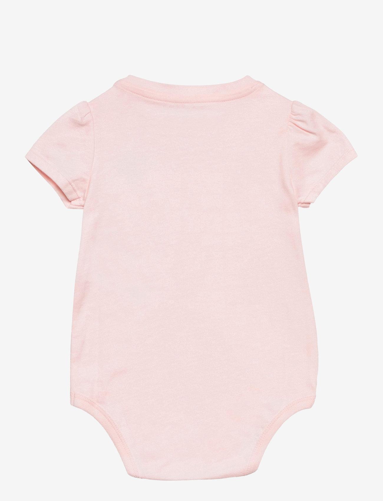 Ralph Lauren Baby - Jersey Tee Bodysuit - kurzärmelige - delicate pink - 1