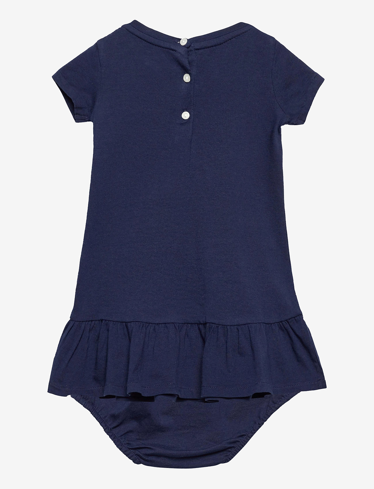 Ralph Lauren Baby - Tee Dress & Bloomer - short-sleeved - french navy - 1