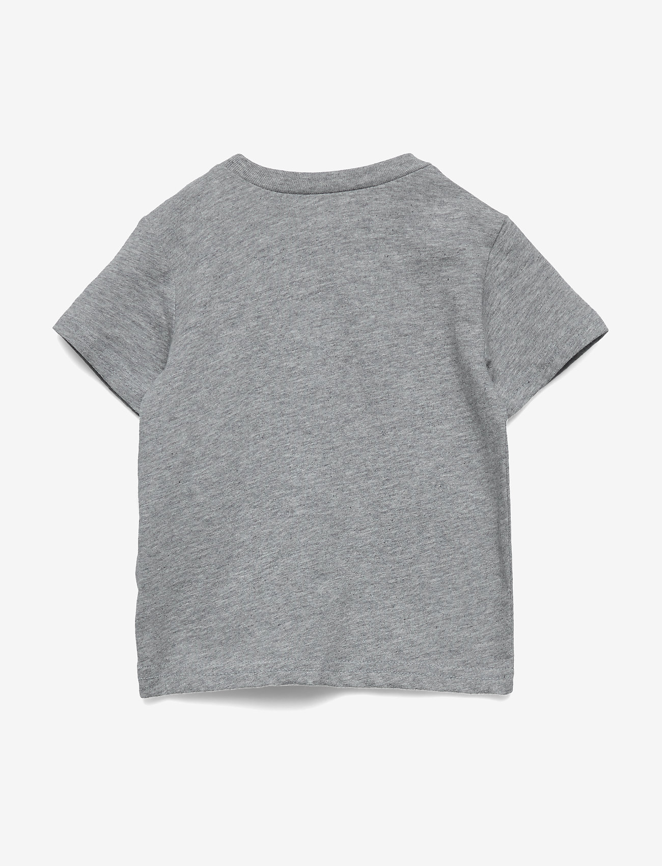 Ralph Lauren Baby - Cotton Jersey Crewneck Tee - kortærmede - andover heather - 1