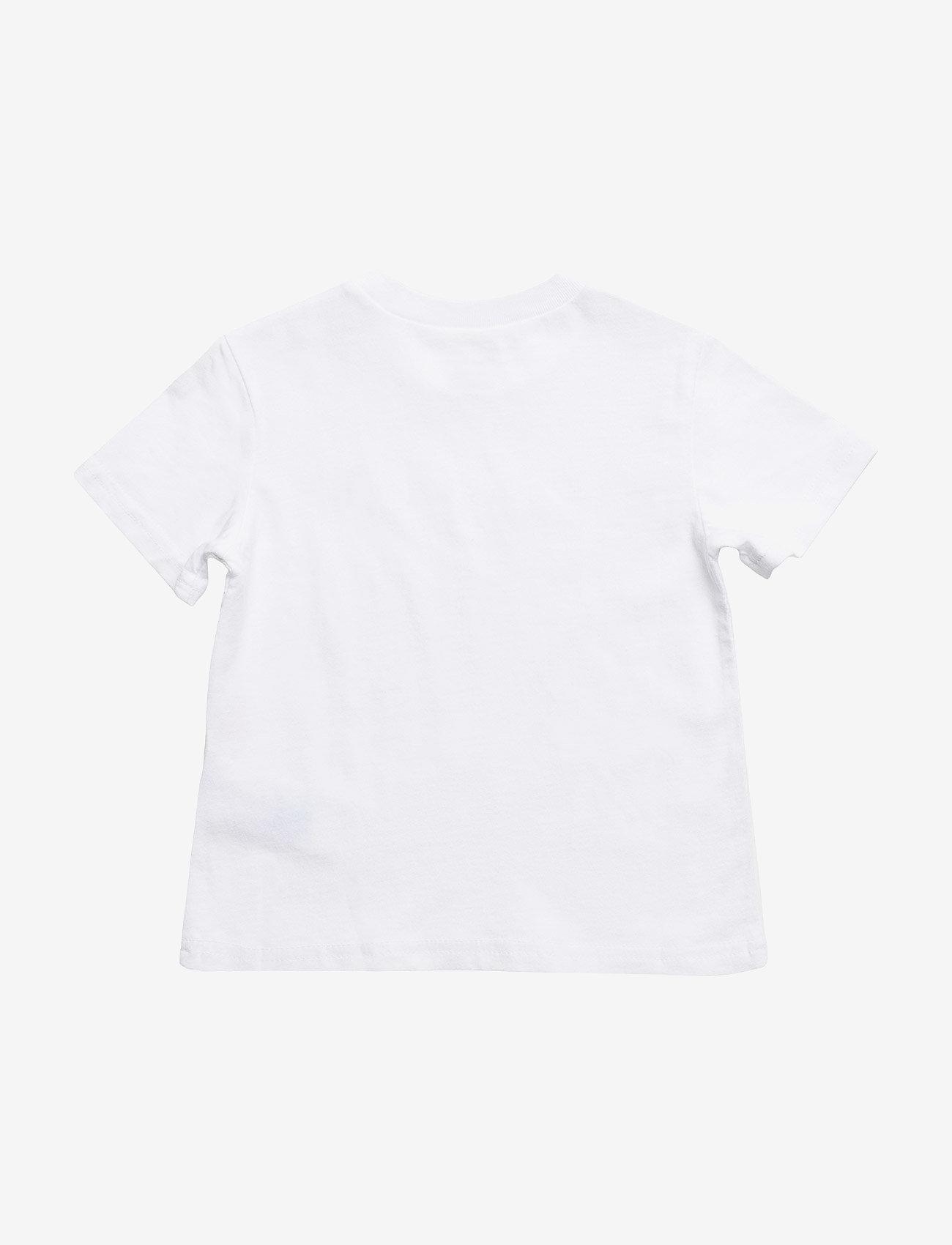 Ralph Lauren Baby - Cotton Jersey Crewneck Tee - lyhythihaiset - white