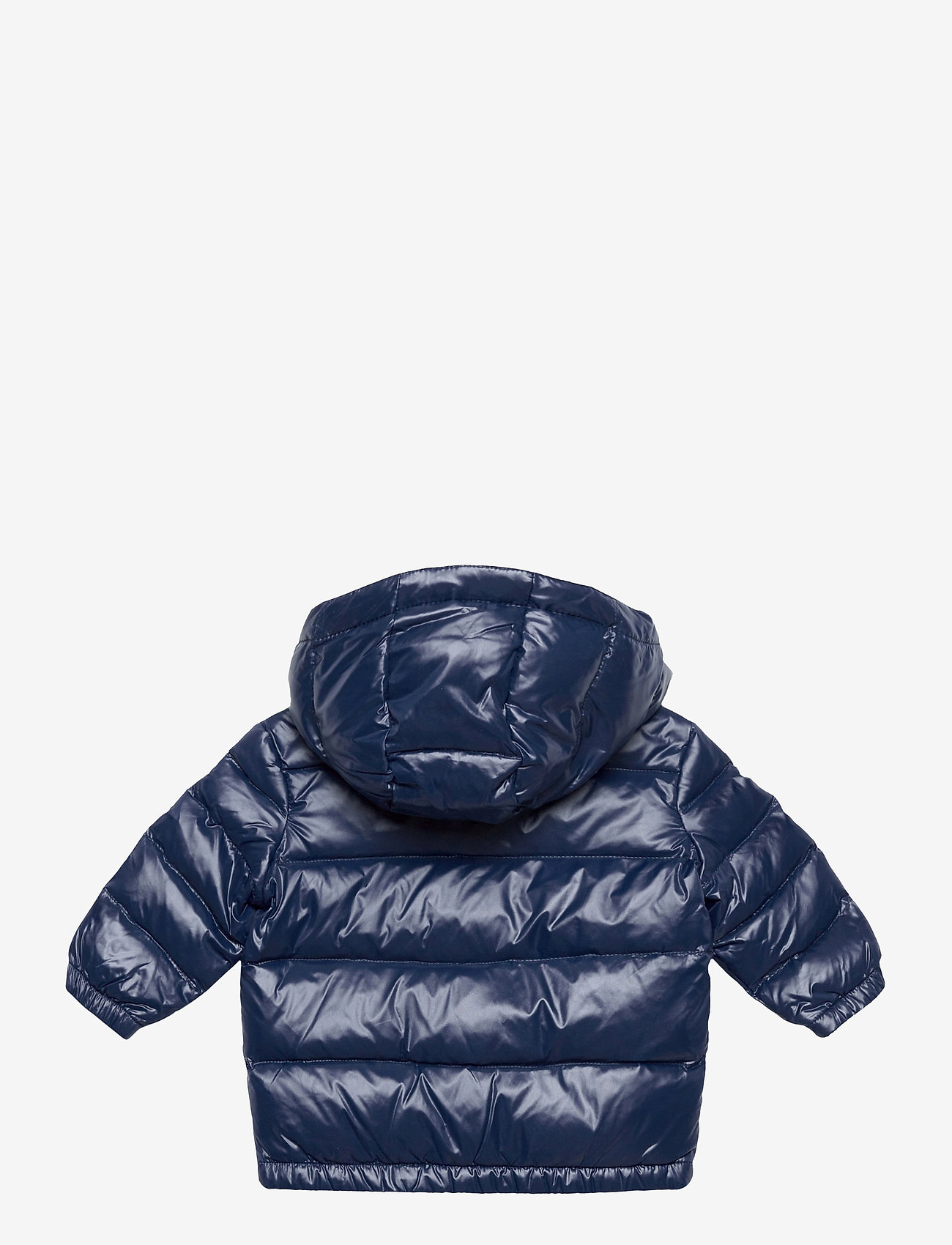 Ralph Lauren Baby - Water-Repellent Down Jacket - dunjakker & forede jakker - cruise navy - 1