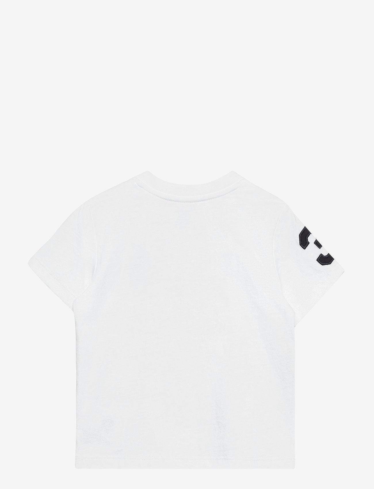 Ralph Lauren Baby - Big Pony Cotton Jersey Tee - kortærmede - white - 1