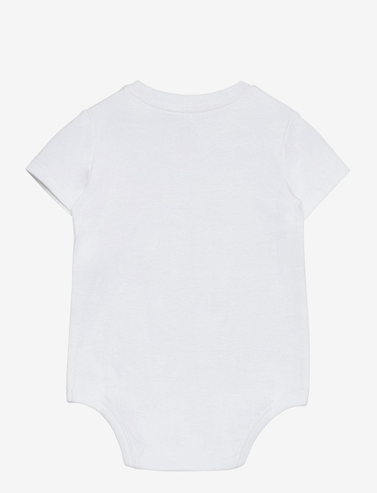 Ralph Lauren Baby - Cotton Jersey Bodysuit - kurzärmelige - white - 1