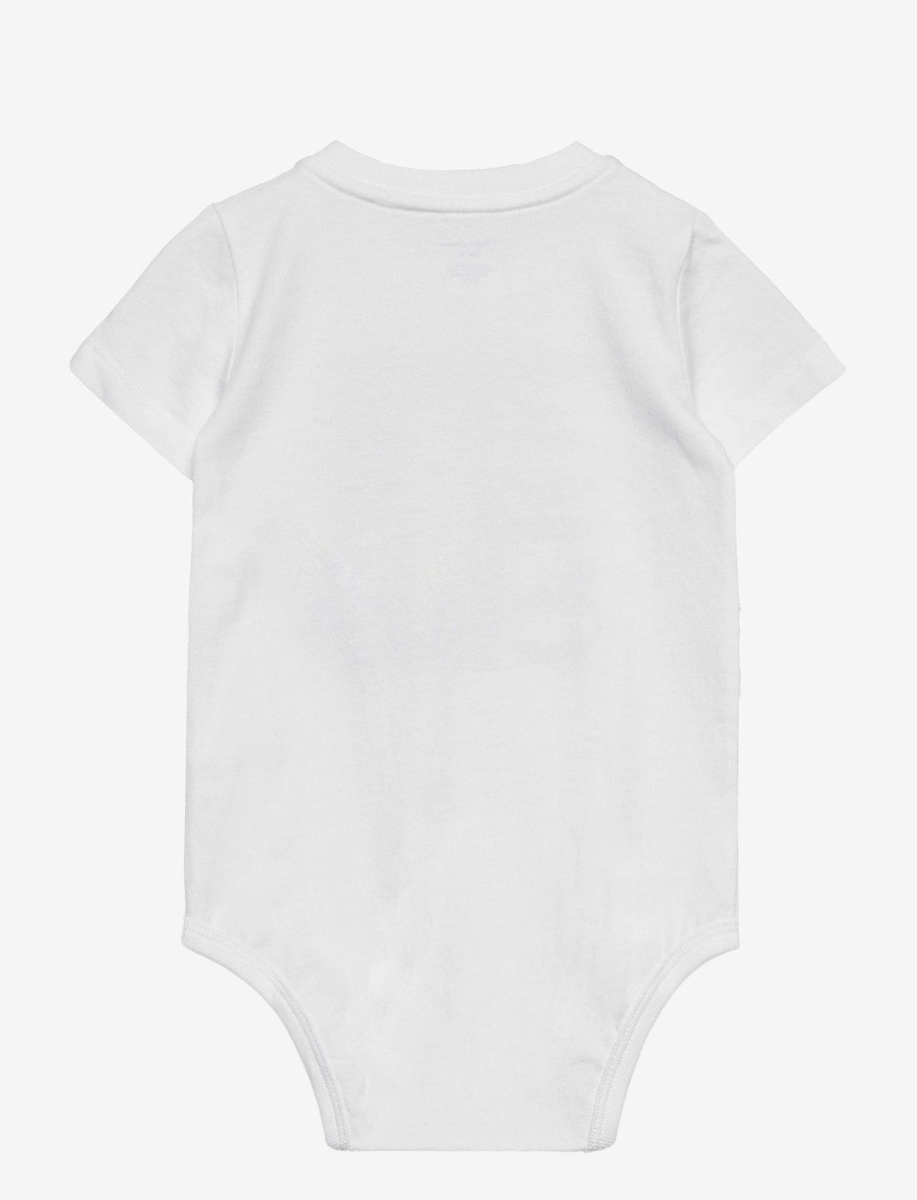 Ralph Lauren Baby - Big Pony Logo Jersey Bodysuit - kurzärmelige - white - 1
