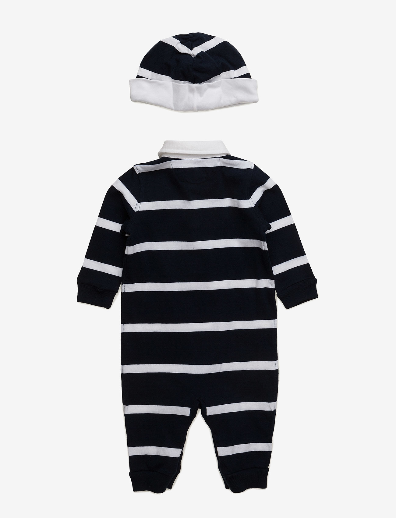 Ralph Lauren Baby - Coverall, Hat, & Bear Gift Set - langärmelig - french navy m - 1