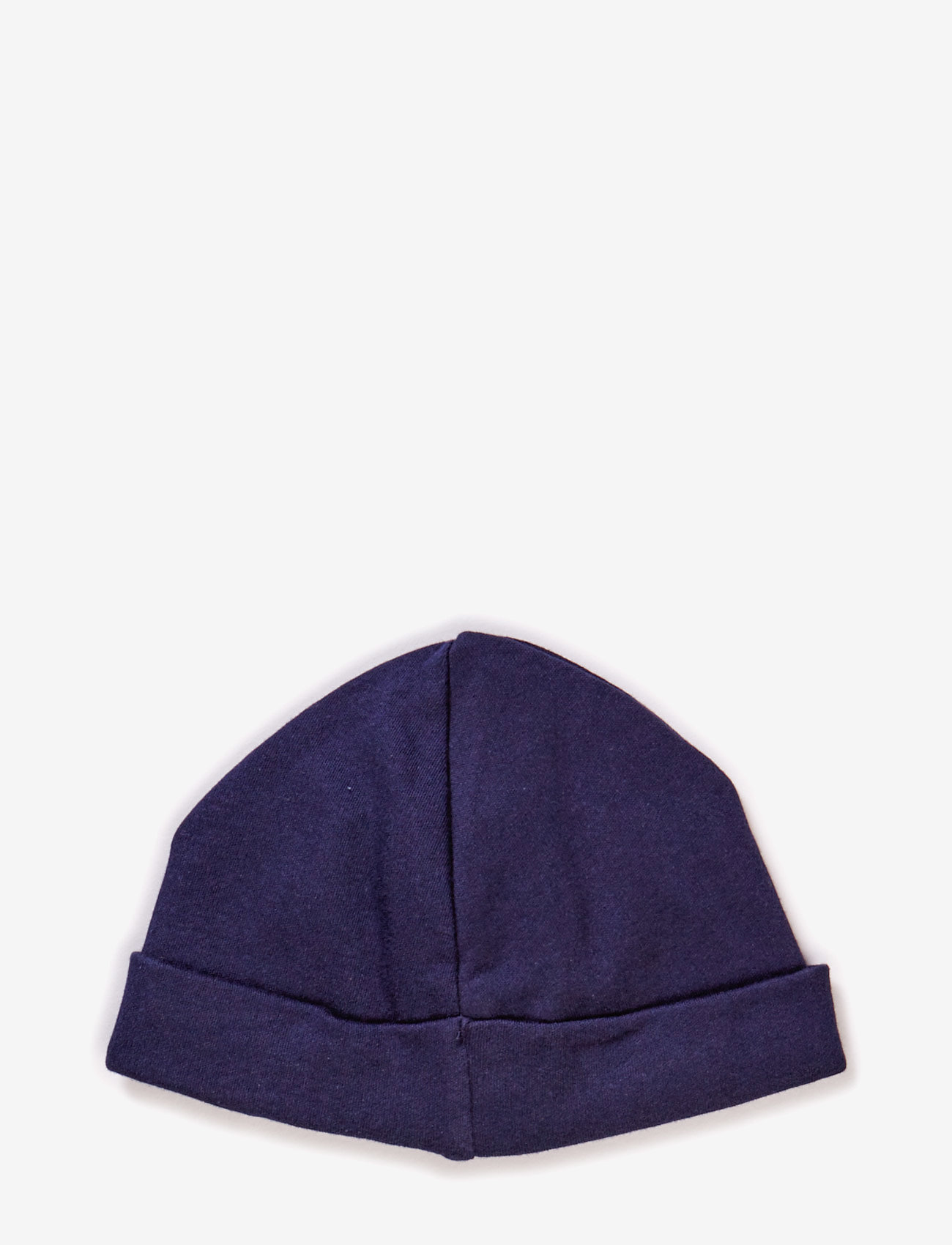 Ralph Lauren Baby - Cotton Interlock Hat - hats - french navy - 1
