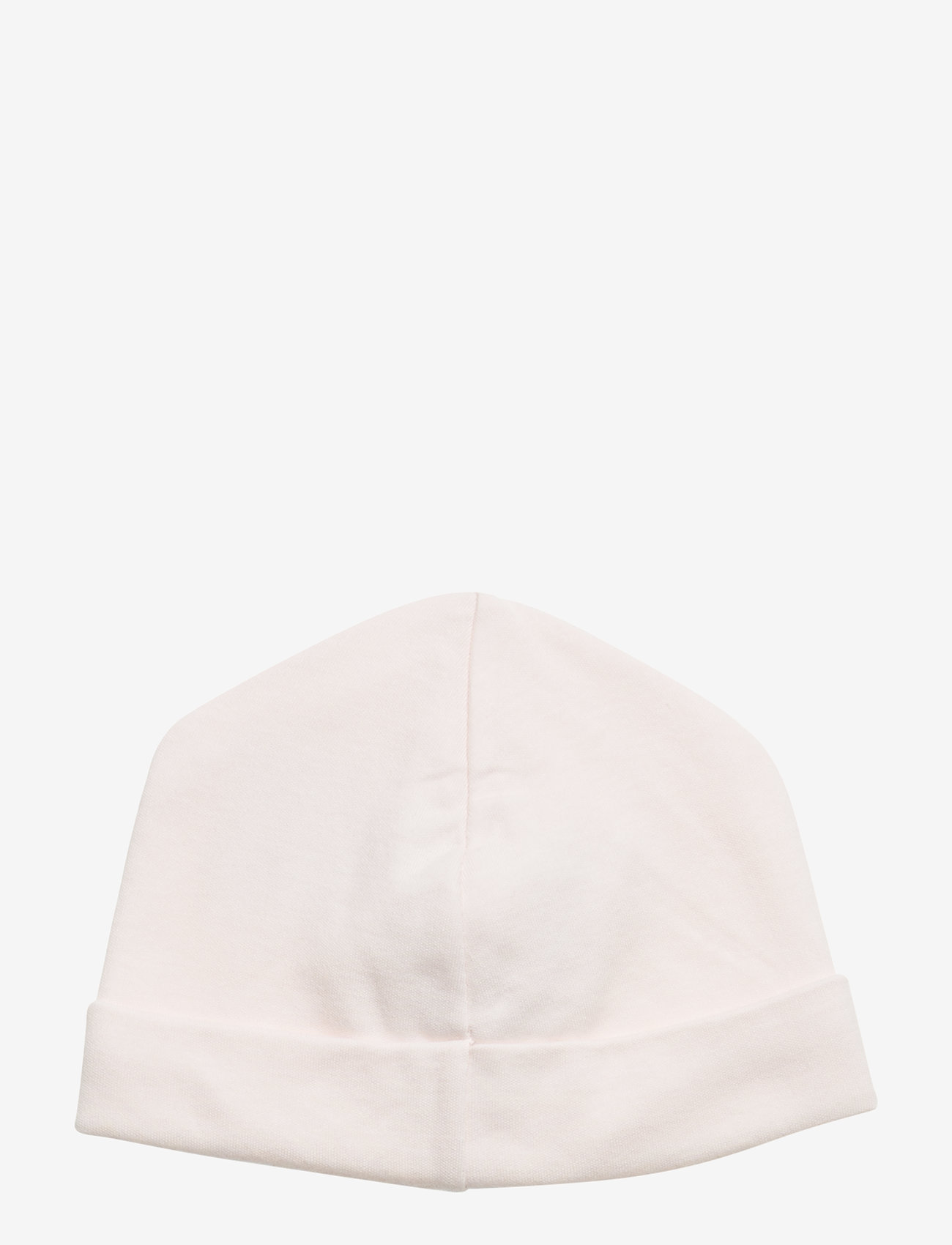 Ralph Lauren Baby - Cotton Interlock Hat - huer - delicate pink - 1