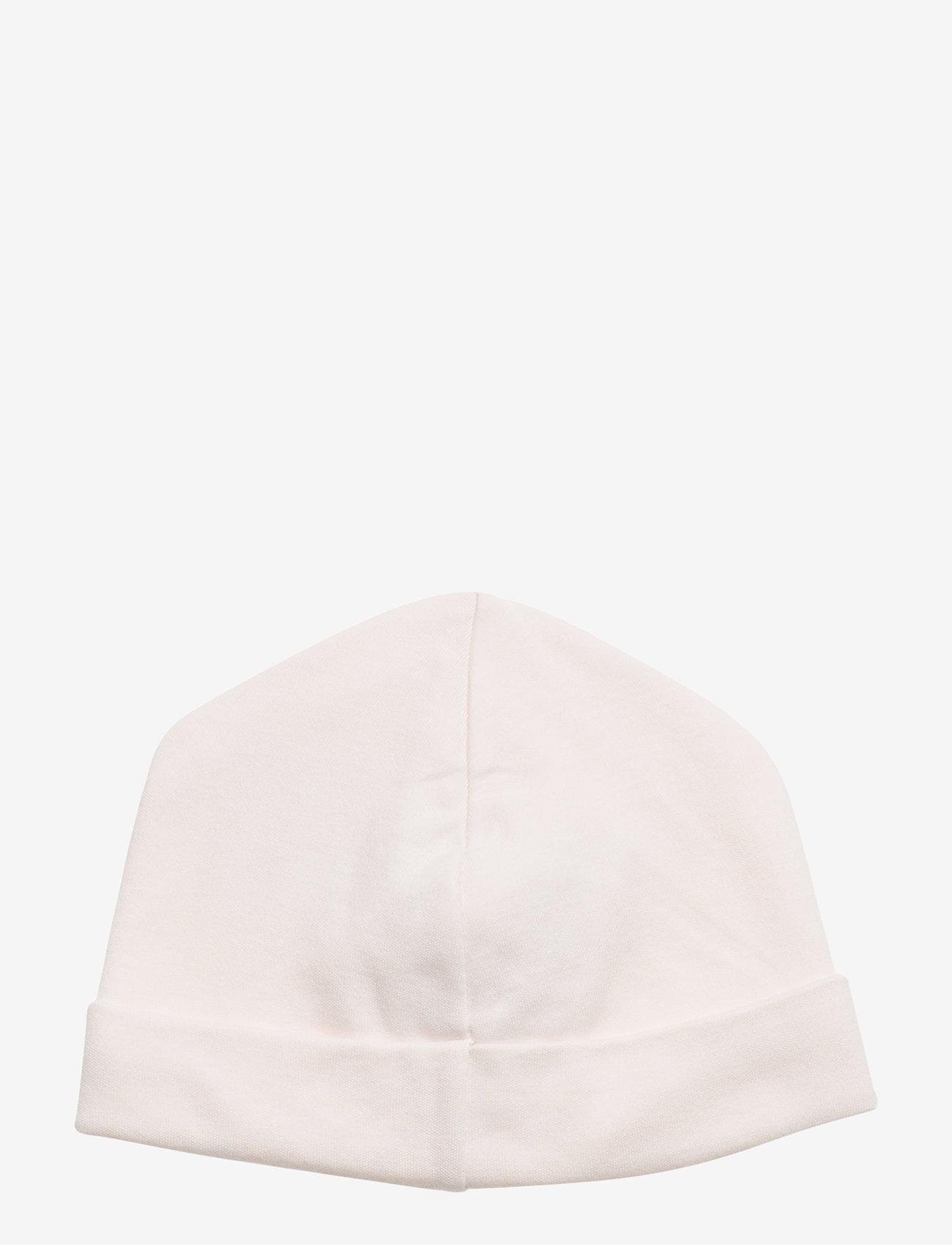 Ralph Lauren Baby - Cotton Interlock Hat - hats - delicate pink - 1