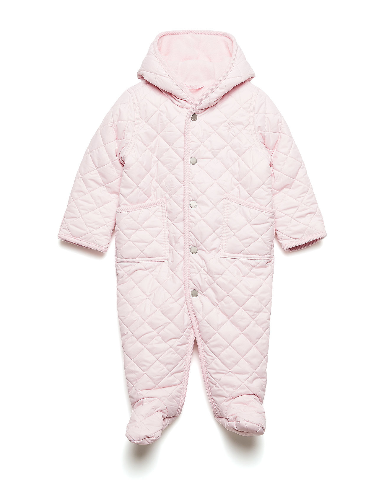 f8fbfcebf Quilted Barn Bunting (Hint Of Pink) (£55.59) - Ralph Lauren Baby ...