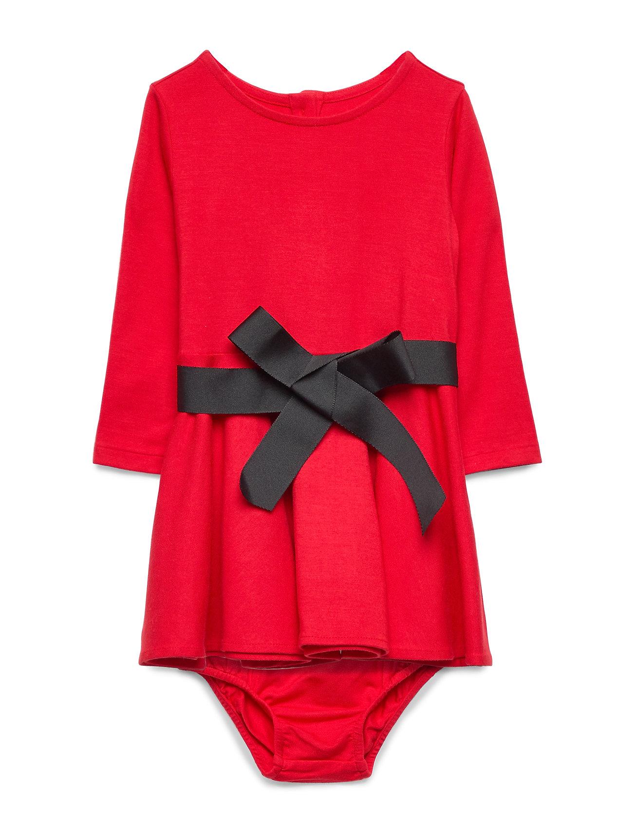 Ralph Lauren Baby KNIT JERSEY-DRESSES-KNIT - RL 2000 RED