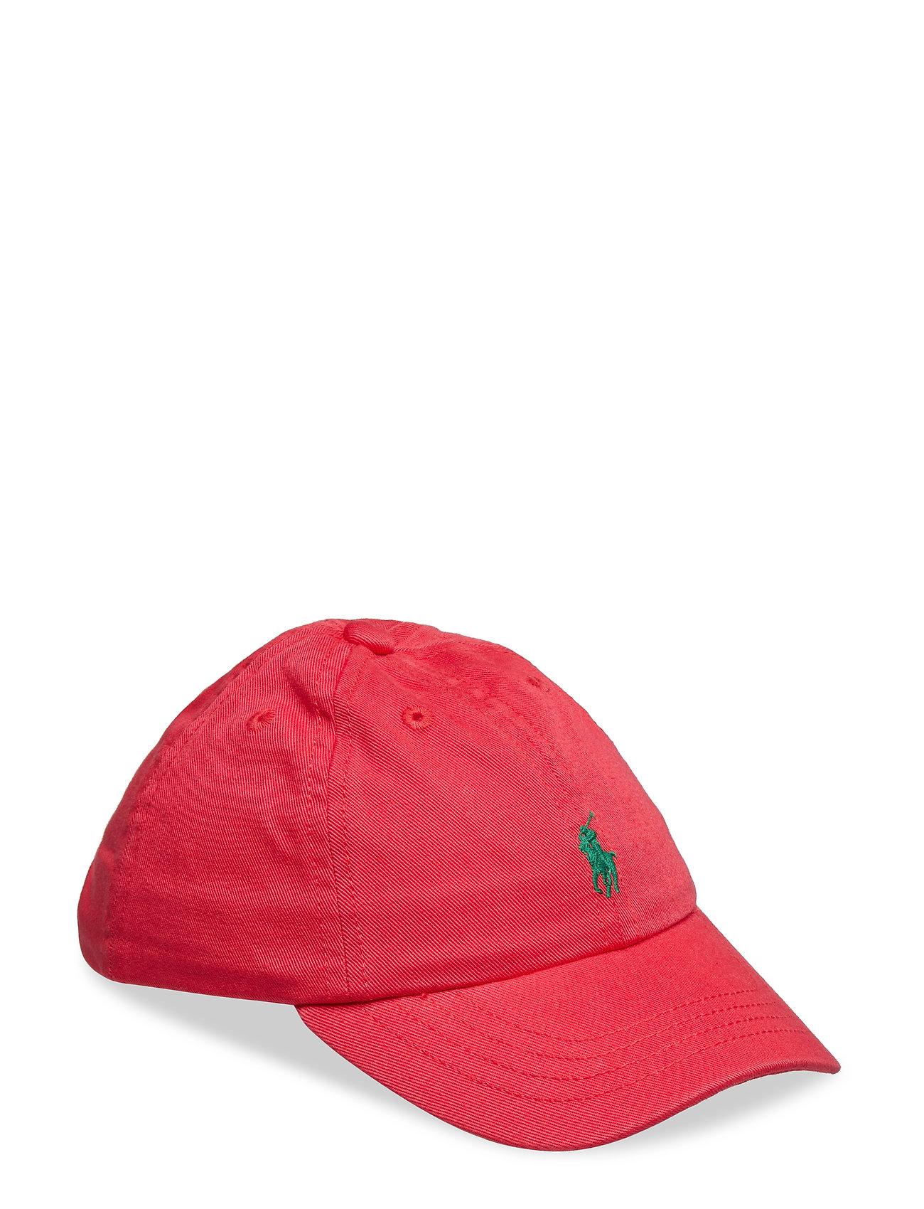 Ralph Lauren Baby CHINO TWILL-CLASSIC CAP-AC-HAT