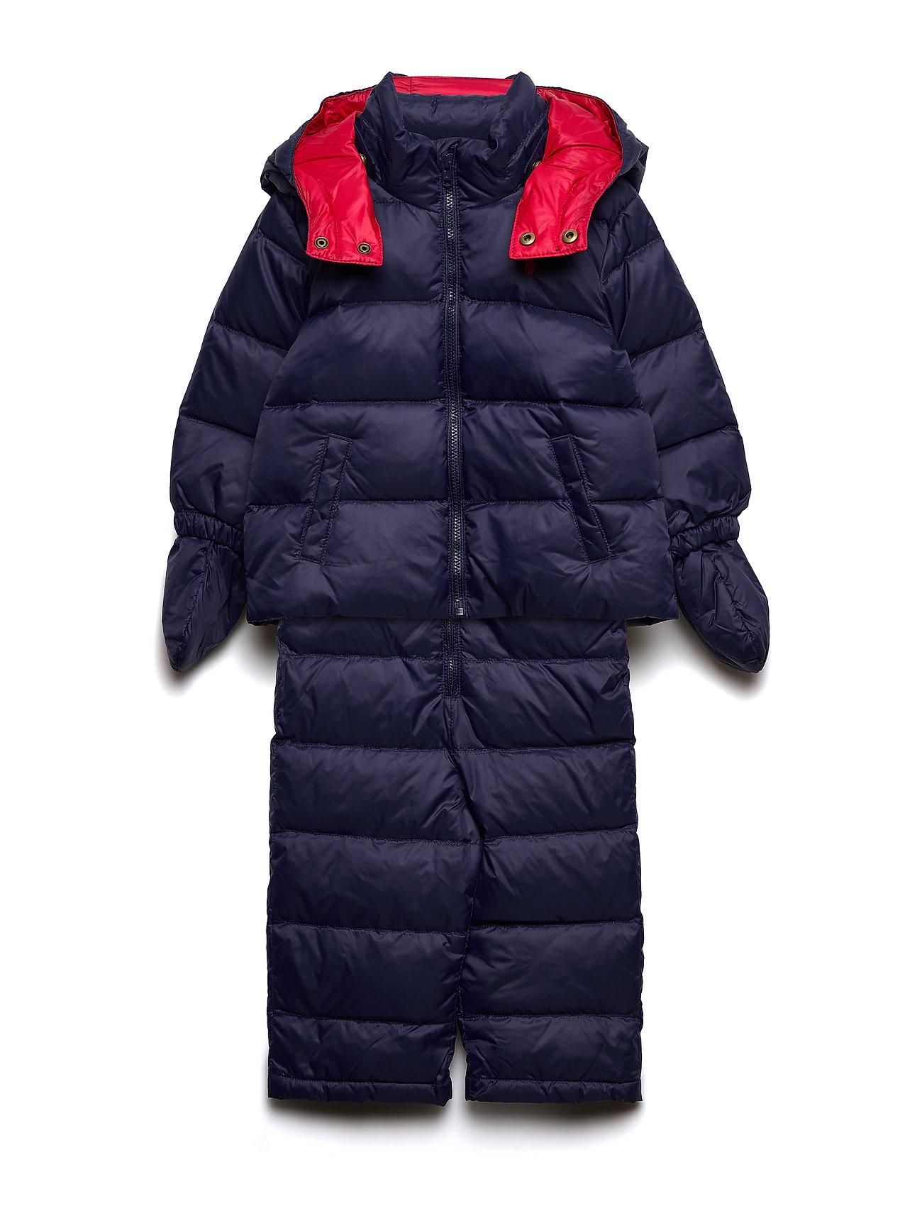 Ralph Lauren Baby SNOWSUIT-OUTERWEAR-BUNTING - FRENCH NAVY