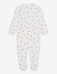 Ralph Lauren Baby - Polo Bear Cotton Coverall - langärmelig - white/pink/multi - 1