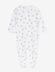 Ralph Lauren Baby - Polo Bear Cotton Coverall - langärmelig - white/pink/multi - 2