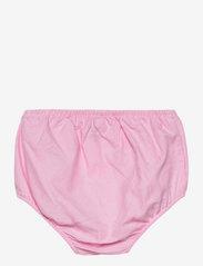 Ralph Lauren Baby - Pony Cotton Shirtdress - dresses - pink - 3