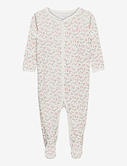 Ralph Lauren Baby - Floral Jersey Footed Coverall - one-size - multi floral - 0