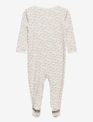 Ralph Lauren Baby - Floral Jersey Footed Coverall - one-size - multi floral - 1