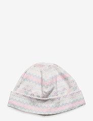 Ralph Lauren Baby - Fair Isle Print Cotton Hat - huer - cream multi - 0