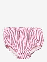 Ralph Lauren Baby - Tiered Seersucker Dress & Bloomer - kjoler - pink/white - 2
