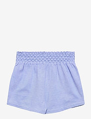 Ralph Lauren Baby - Smocked Oxford Pull-On Short - shorts - harbor island blu - 1