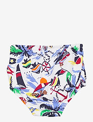 Ralph Lauren Baby - Polo Bear Tee Dress & Bloomer - kleider - nautical deco bea - 3