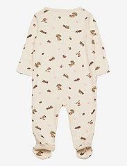 Ralph Lauren Baby - Polo Bear Interlock Coverall - langärmelig - baby girl bear pr - 1