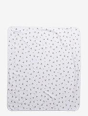 Ralph Lauren Baby - Polo Bear Cotton Blanket - dekens - white/blue multi - 1