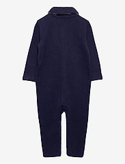Ralph Lauren Baby - French-Rib Cotton Coverall - langärmelig - french navy - 1