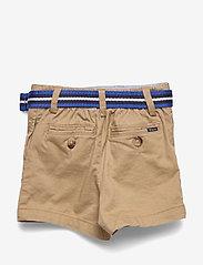 Ralph Lauren Baby - Belted Cotton Chino Short - shorts - classic khaki - 1