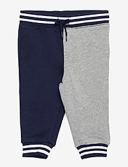 Ralph Lauren Baby - Cotton Terry Jacket & Pant Set - tracksuits - newport navy mult - 2