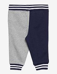Ralph Lauren Baby - Cotton Terry Jacket & Pant Set - tracksuits - newport navy mult - 3