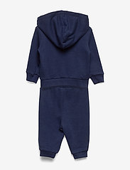 Ralph Lauren Baby - French Terry Hoodie & Pant - hoodies - french navy - 1