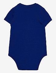 Ralph Lauren Baby - Big Pony Logo Jersey Bodysuit - kurzärmelige - heritage royal - 1