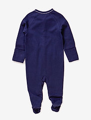 Ralph Lauren Baby - SOLID-ONE PIECE-COVERALL - langärmelig - french navy - 1